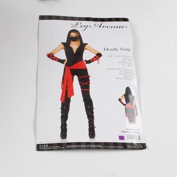Kostým Leg Avenue Deadly Ninja