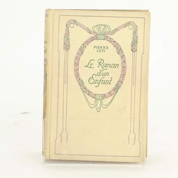 Kniha Le Roman d´un Enfant Pierre Loti