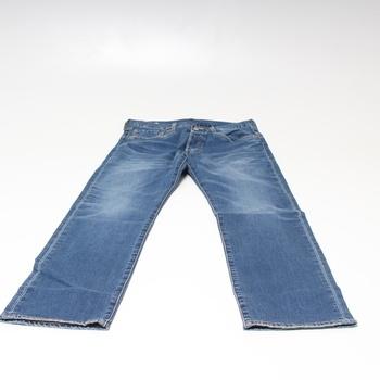 Pánské džíny Levi's 501 modré 32W/34L