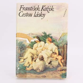 Biografie Albatros Cestou lásky, F. Kožík