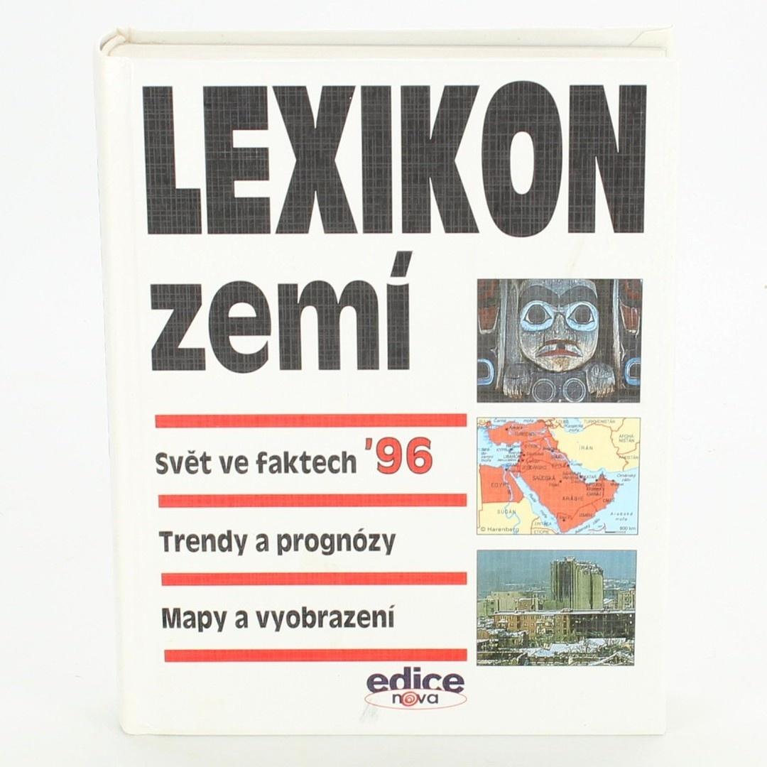 Kolektv autorů: Lexikon zemí '96