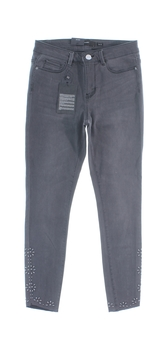 Dámské džíny Vero Moda šedé
