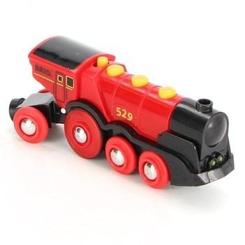 Elektrická lokomotiva Brio 529