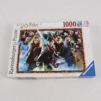 Puzzle 1000 Ravensburger Harry Potter Řád