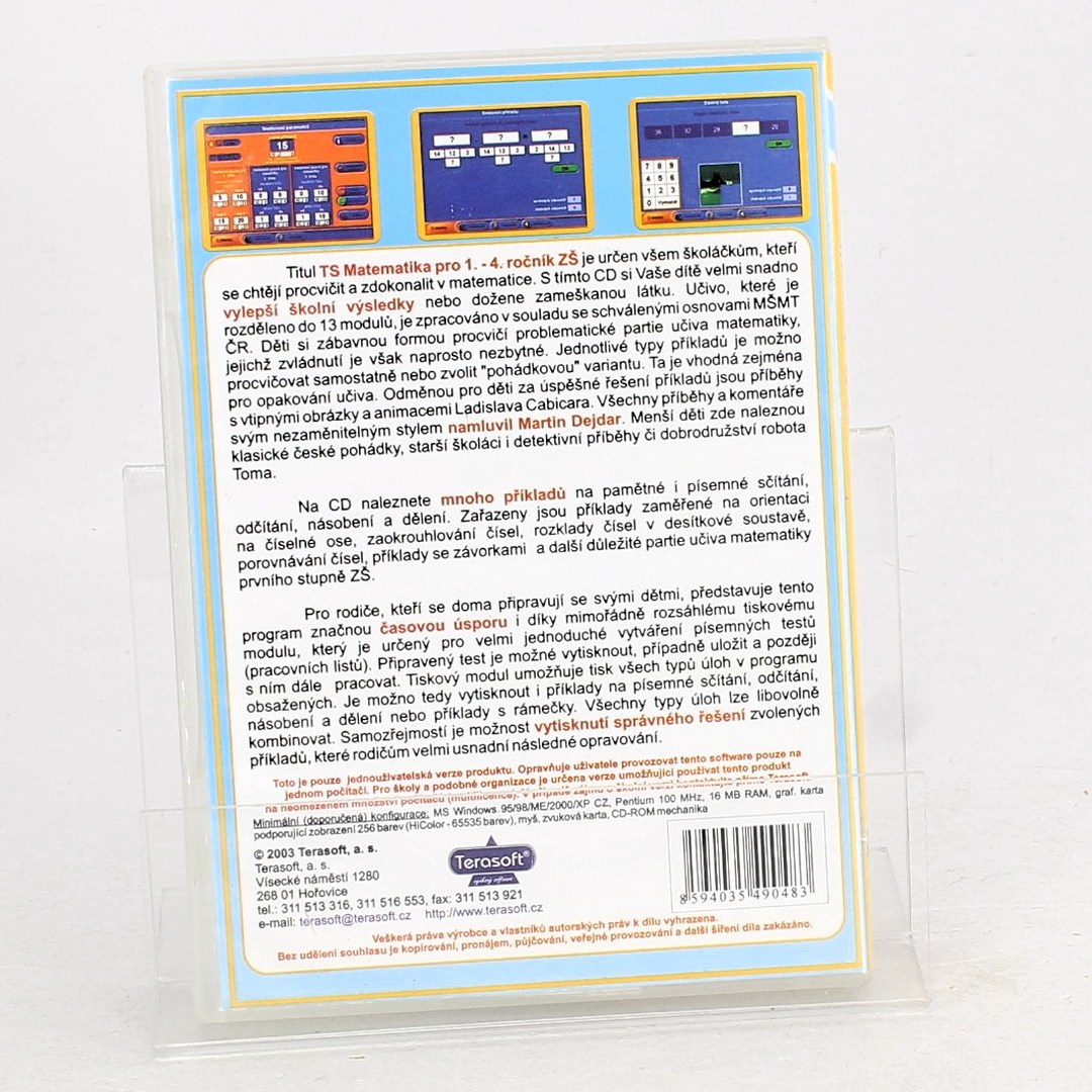 CD TS Matematika pro 1.-4. ročník ZŠ