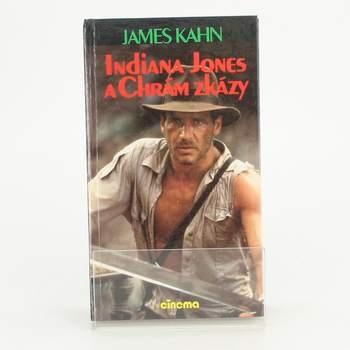 Dobrodružná Indiana Jones a Chrám James Kahn