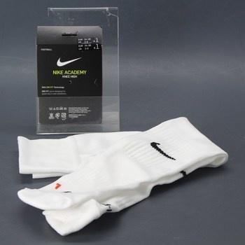 Fotbalové ponožky Nike Academy SX4120 bílé