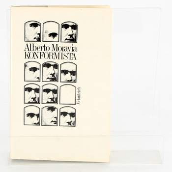 Kniha Alberto Moravia: Konformista