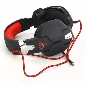 Herní sluchátka Trust GXT 322 Gaming černá
