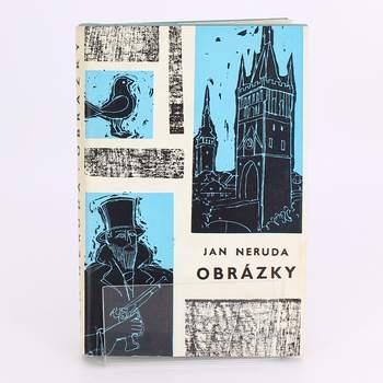 Kniha Jan Neruda: Obrázky