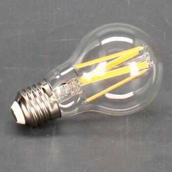 Žárovka patice E27 žluté světlo