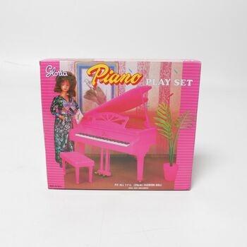 Doplňky pro panenky Gloria Lamps 9701 piano