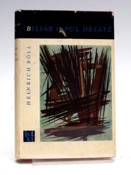 Kniha Heinrich Böll: Biliár o půl desáté