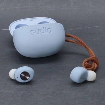 Sluchátka do uší Sudio Tolv Bluetooth modrá
