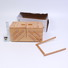 Dřevěný box RelaxDays XXL na šicí potřeby