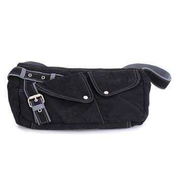 Dámská kabelka přes rameno H.I.S.Jeans černá