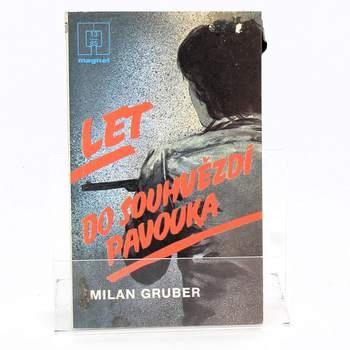 Kniha Let do souhvězdí pavouka