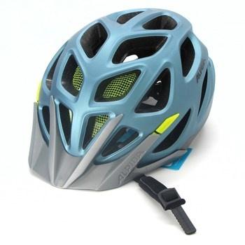 Cyklistická přilba Alpina Mythos 3.0 modrá
