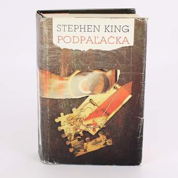 Kniha Podpaĺačka Stephen King