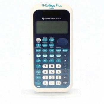 Kalkulačka Texas Instruments COLLEGEP/TBL1E2