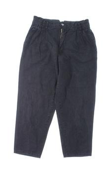 Dámské plátěné kalhoty Pioneer odstín černé