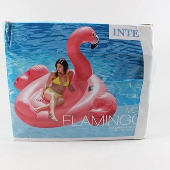Nafukovací plameňák Intex