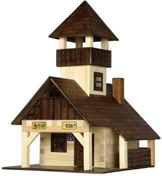 Modelářská sada chata Walachia 1/LGB