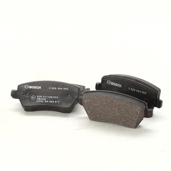 Sada brzdových destiček Bosch 986494592