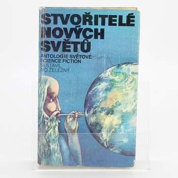 Kniha Stvořitelé nových světů Ivo Železný