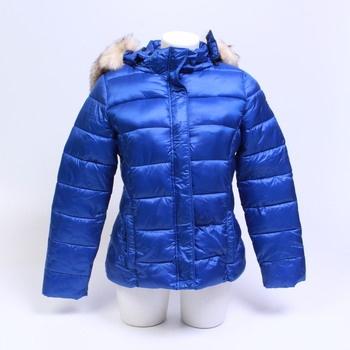 Dámská zimní bunda Kaporal modrá