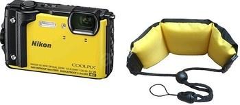Fotoaparát Nikon COOLPIX W300 žlutý