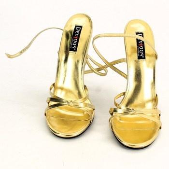 Dámské sandále Devious Domina-108
