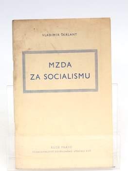 Kniha Vladimír Škrlant: Mzda za socialismu