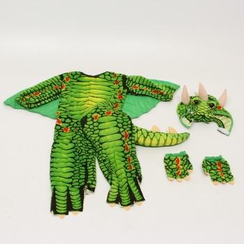 Dětský kostým draka Legler 2020882