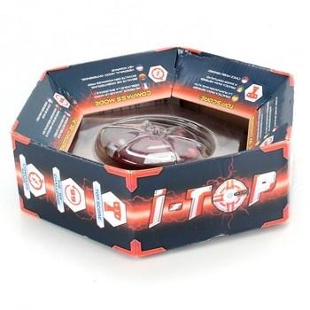 Robotická hračka I-TOP červená