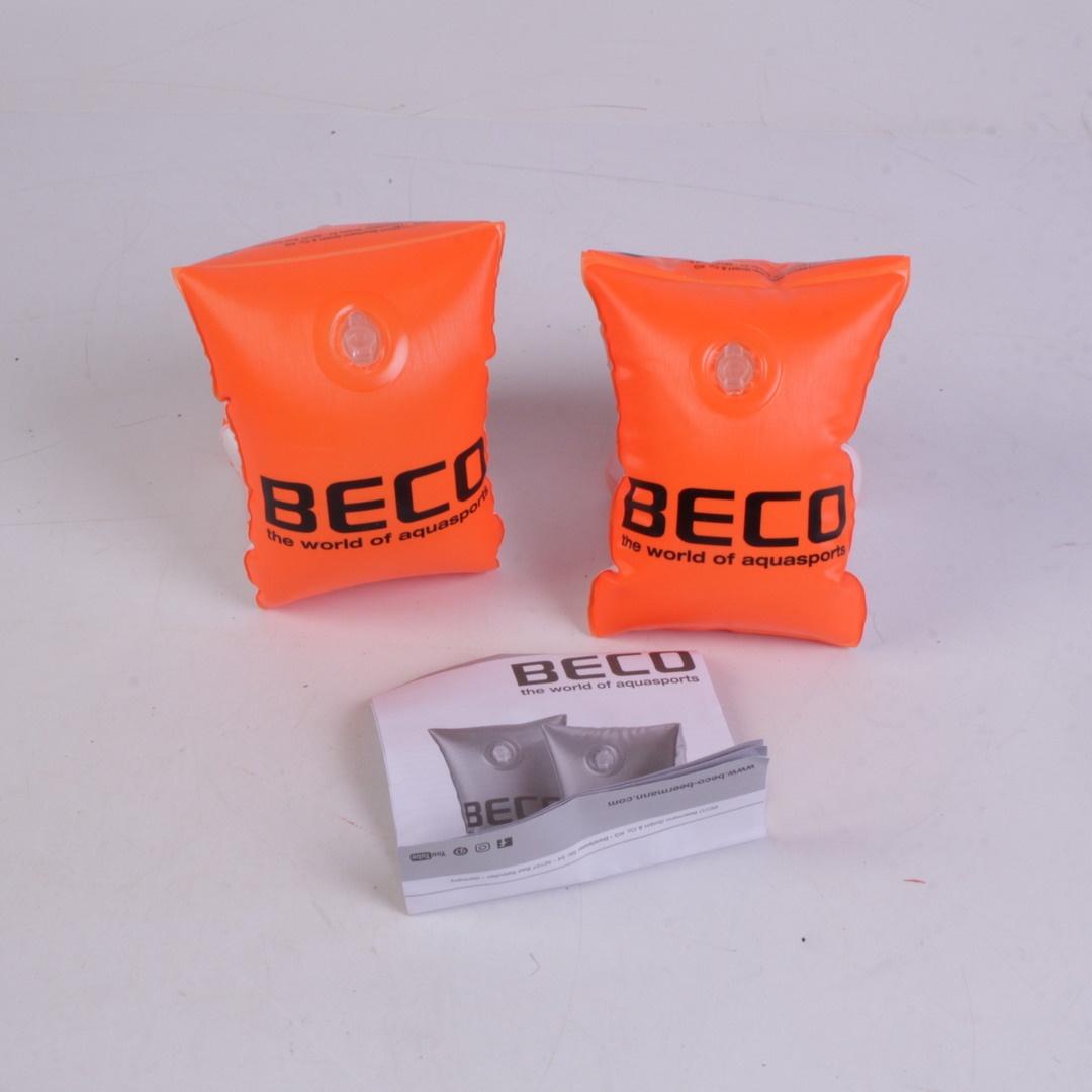 Dětské rukávky Beco oranžové