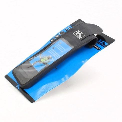Pouzdro na mobil M-WAVE na řidítka kola