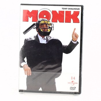 DVD Monk 14: Pan Monk jde na baseball