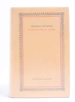 Kniha Charles Dickens: Starožitníkův krám