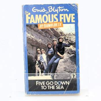Enid Blyton: Five go down to the sea