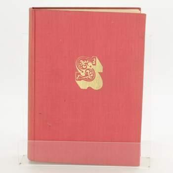 Kniha Rudá a bílá