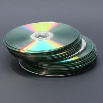 Sada médií CD 700 MB 34 ks bílé
