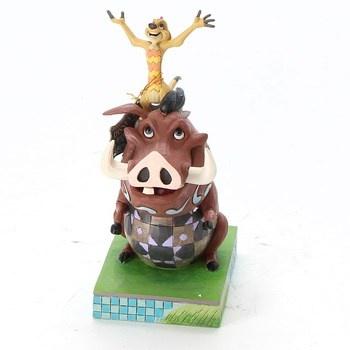 Dekorace Disney Timon a Pumba