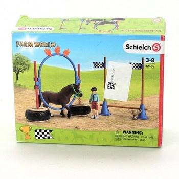 Figurky Schleich 42482 Pony Agility