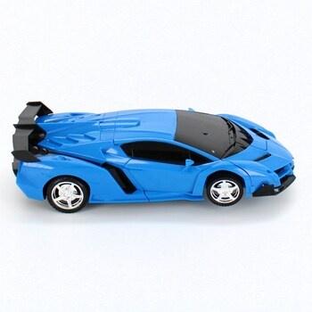 RC auto 2 v 1 Highttoy modré