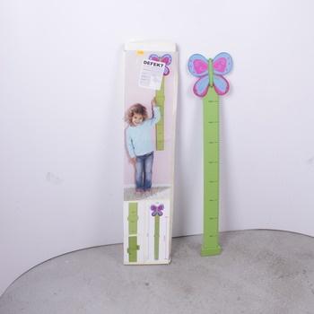 Metr k měření malých dětí