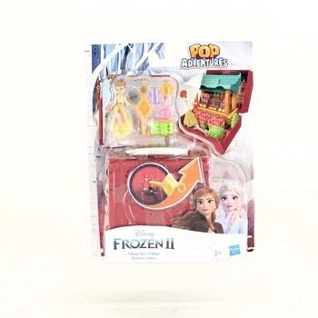 Kufřík Hasbro Frozen set vesnice s Annou