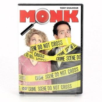 DVD Monk 5: Pan Monk a miliardářský lupič