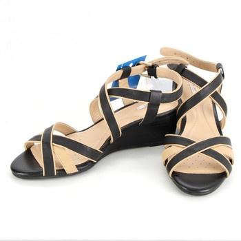 Dámské sandále Geox Lupe černé