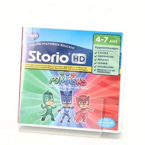 Vzdělávací hračka Vtech Storio PJMASKS